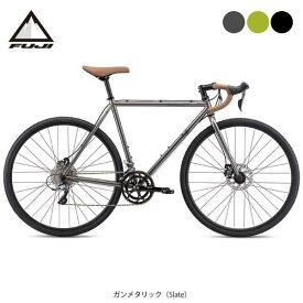ポイント10倍 10/23 20:00-10/25 アウトレットセール フジ ロードバイク スポーツ自転車 2019 フェザー CX+ FUJI