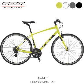 【ポイント5倍! 6/15-16】FELT(フェルト) 19 Verza speed 50〔19 Verza speed 50〕クロスバイク