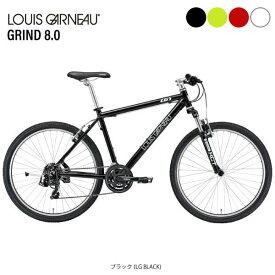 ルイガノ GRIND8.0 グラインド8.0 マウンテンバイク〔19 GRIND8-0〕【店頭受取限定】