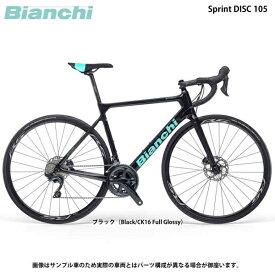 P10倍 5/30 ビアンキ ロードバイク スポーツ自転車 2020 スプリント DISC 105 Bianchi 22段変速