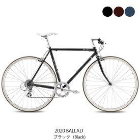 PT15倍 11/19 20:00~11/26 1:59 セール フジ クロスバイク スポーツ自転車 2020最新モデル バラッド FUJI