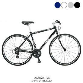 P14倍 8/15 ジオス クロスバイク スポーツ自転車 2020 ミストラル GIOS 24段変速