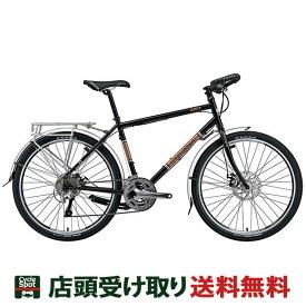 スーパーセール10%オフ ルイガノ クロスバイク スポーツ自転車 ビーコン9.0 LOUIS GARNEAU 30段変速