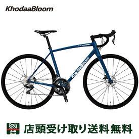 P9倍 7/4 20:00-7/11 01:59 コーダーブルーム ロードバイク スポーツ自転車 2020 ファーナ ディスク 105 Khodaa Bloom 22段変速