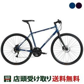 P14倍 10/20 コーダーブルーム クロスバイク スポーツ自転車 2020 レイル ディスク EX Khodaa Bloom 27段変速