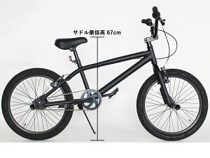 BMXモアノ(moineau)20インチ自転車(全2色)【送料無料】【BMX】【ストリート】【トリック】【限定生産】【REI】【あす楽対応】
