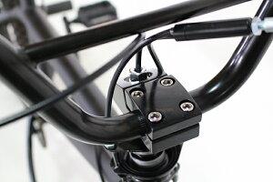 BMXREIジャイロ(マットブラック)20インチ自転車【送料無料】【BMX】【ストリート】【トリック】【限定生産】【REI】【ジャイロ】