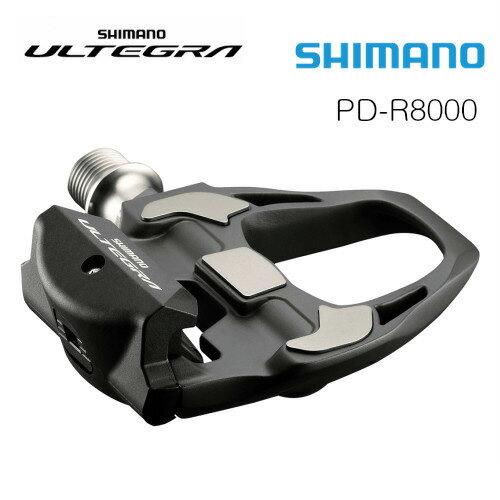 【送料無料】SHIMANO(シマノ) ULTEGRA アルテグラ PD-R8000 ビンディングペダル SPD-SL IPDR8000【コンポーネント パーツ ロードバイク 自転車】