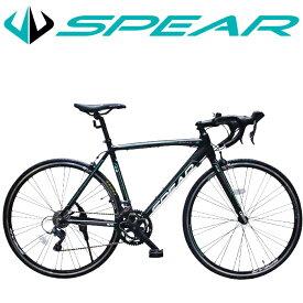 ロードバイク 自転車 本体 700C アルミフレーム シマノ製 16段変速 SPR-7016 ディレーラー Claris(クラリス)適用身長165cm以上 初心者 男性 女性