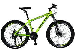 マウンテンバイク26インチ自転車21段変速SPEAR(スペア)シマノ1年保証(本体通勤通学人気ランキングかっこいいおしゃれ男女子供プレゼントお祝い記念日誕生日)