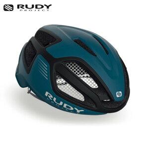 RUDY PROJECT/ルディプロジェクト SPECTRUM スペクトラム PACIFIC BLUE - BLACK (MATTE) パシフィックブルー-ブラック(マット) ヘルメット ・日本正規品