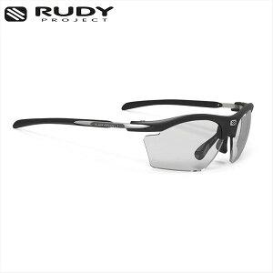 RUDY PROJECT/ルディプロジェクト RYDON SLIM ライドン スリム マットブラックフレーム インパクトX(R)2 調光ブラックレンズ