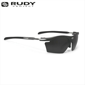 RUDY PROJECT/ルディプロジェクト RYDON SLIM ライドン スリム マットブラックフレーム スモークブラックレンズ