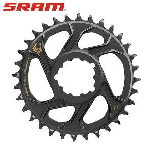 SRAM スラム Eagle Chainring DMチェーンリング 1x X-SYNC2 12S オフセット 6mm Black XX1 Eagle
