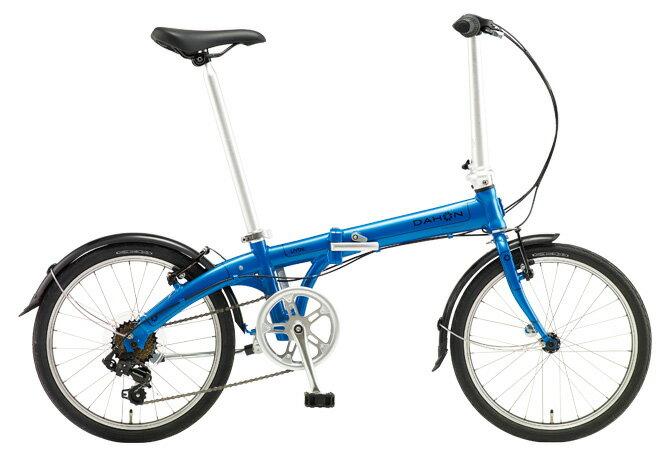 【送料無料 折りたたみ自転車 DAHON Vybe D7 ダホン 自転車 20インチ 折りたたみ自転車 外装7段変速ギア ダホン 折りたたみ自転車 DAHON ヴァイブ D7 2018年モデル Vybe-Aqua Blue ブルー おしゃれ