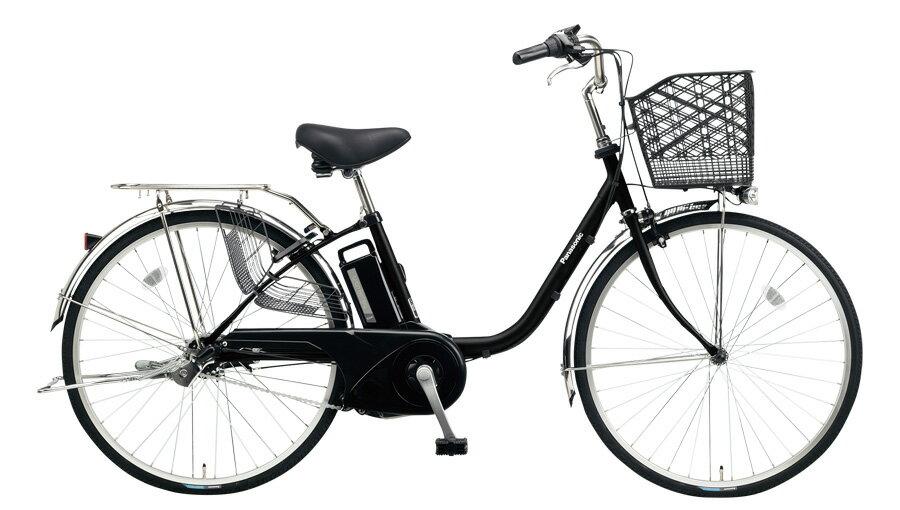 配送先一都三県限定 電動自転車 パナソニック Panasonic ビビ TX 24インチ 電動アシスト自転車 2018年モデル 激安 格安 BE-ELTX433B マットブラック おしゃれ
