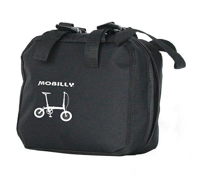 veloline MOBILLY 14・16inch 収納バッグ バッグ 自転車 輸送用バック 自転車持ち運び用 カバン キャリーバッグ リュック 自転車用バッグ 送料無料 折りたたみ自転車収納バック 16インチ 14インチ用 おしゃれ