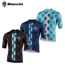 [1周年記念]【即納】BIANCHI MILANO Roncaccio ビアンキ ミラノ 半袖ジャージ/サイクル 自転車