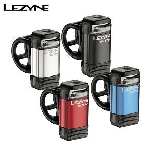[1周年記念]【即納】LEZYNE KTV Drive レザイン フロントライト/サイクル 自転車