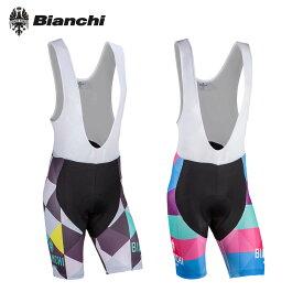 Bianchi Endine BIB Shorts Diamond