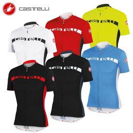 [オープン記念!]【即納】CASTELLI 15017 PROLOGO 4 カステリ プロロゴ 半袖ジャージ/サイクルジャージ サイクリングウェア サイクル 自転車