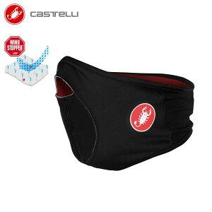 [オープン記念!]【即納】CASTELLI 12548 VISO FACE MASK カステリ ビゾ フェイスマスク/サイクリングウェア サイクル 自転車
