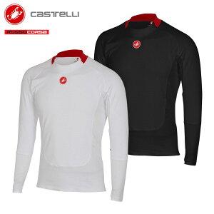 [オープン記念!]【即納】CASTELLI 16528 PROSECCO LS カステリ プロセッコ 長袖 ベースレイヤー/サイクルジャージ サイクリングウェア サイクル 自転車