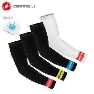 [オープン記念!]【即納】CASTELLI 14039 THERMOFLEX ARMWARMER カステリ サーモフレックス アームウォーマー/サイクリングウェア サイクル 自転車