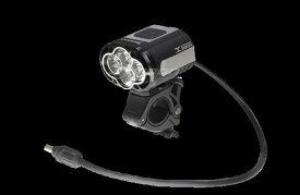 moon(ムーン) X−POWER2500 LEDフロントライト 2500ルーメン 自転車ライト