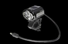 moon(ムーン) X−POWER1800 LEDフロントライト 1800ルーメン 自転車ライト