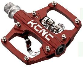 KCNC クリップレス プラットフォームペダル フラット ビンディング ロードバイク 自転車