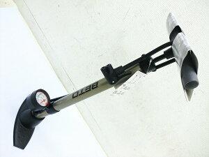 空気入れ、ポンプ フロアポンプ BETO フロアポンプ CMP069 仏/米バルブ対応 気圧計付き 新品