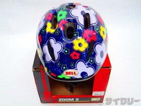 ヘルメット ベル ズーム2 パープルブロッサム XS/S 中古