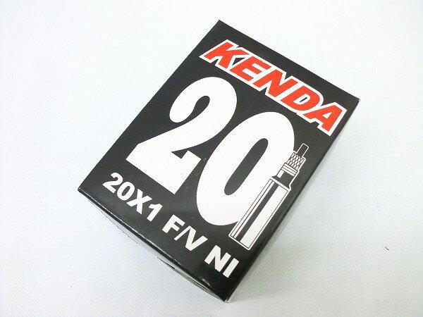 チューブ 20インチ以下 ケンダ チューブ 20×1.0 仏式 新品