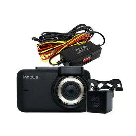 イノワ innowa Journey Plus R ドライブレコーダー2カメラ