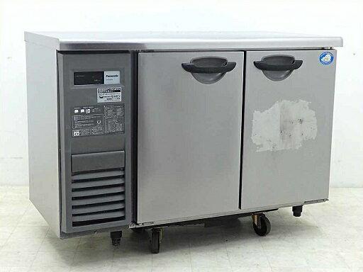 D3323【税込】2015年製 パナソニック コールドテーブル冷凍庫 SUF-K1261S(240L)/91万【営業所止め】