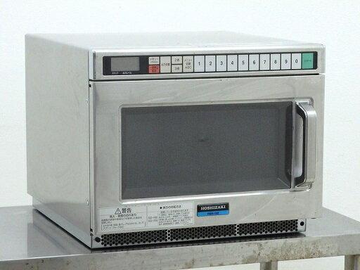 D3350【税込】2014年製 ホシザキ 業務用電子レンジ HMN-18B(インバーター搭載/200V)/28万