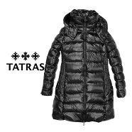 【TATRAS】タトラスBABILAセミロングダウンジャケットベーシックモデルカジュアルレディース大人軽量
