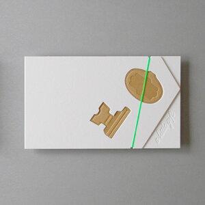 グリーティングカード リトルギフトカード「カギ」/D-BROS