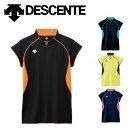 デサント【DESCENTE】 ユニセックス バレーボール ユニフォーム フレンチスリーブゲームシャツバレー オーダー ユニフォーム シャツのみ