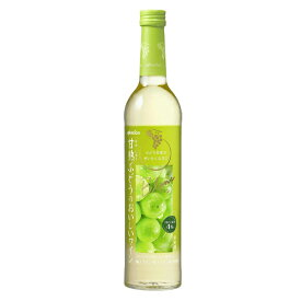 メルシャン 甘熟ぶどうのおいしいワイン 白 500ml