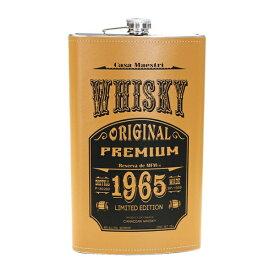 レゼルヴァ デ MFM カナディアン ウイスキー 40度 1750ml フラスクボトル【家飲み】