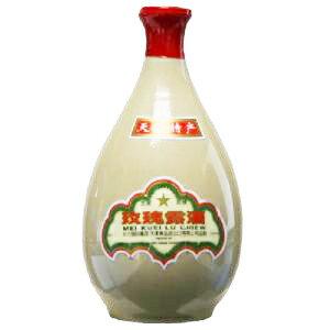 天津 玖瑰露酒(メイクイルチュウ) (まいかいろしゅ)500ml【中国酒】