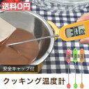 温度計 料理用 料理用温度計 ミルク 揚げ物 油 クッキング温度計 肉 ハンバーグ お茶 野菜 O-248 プリン 50℃洗い 70…