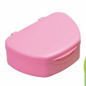 抗菌加工入れ歯ケース小 10個 ピンク(国産)