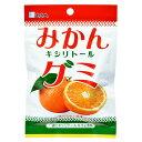 BSA みかんキシリトールグミ 1袋(12粒)※賞味期限:2018/11/2【MB】