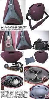 BUILT Cargo Camera Bag M/빌 트 카고 카메라 가방 M [일안 레프 카메라 가방 카메라 액세서리 카메라 케이스 멋쟁이]