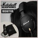 【送料無料】 【ポイント10倍】 Marshall Headphones MONITOR / マーシャル ヘッドフォン モニター[オーバーイヤーモデル iPho...
