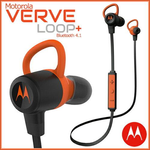 【送料無料 国内正規品】 モトローラ バーブ ループプラス ブルートゥース イヤホン / Motorola Verve Loop+ 【あす楽対応】