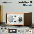 TivoliAudioModelOneBTチボリオーディオモデルワンビーティーFM/AMTableradioBluetooth搭載スピーカー